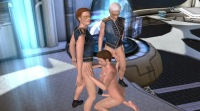 3D Gav Villa free gay porn game with 3D gay blowjobs