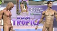 Download XXX Bum Tropics gay simulation