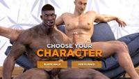 Interracial gay porn with hard cocks