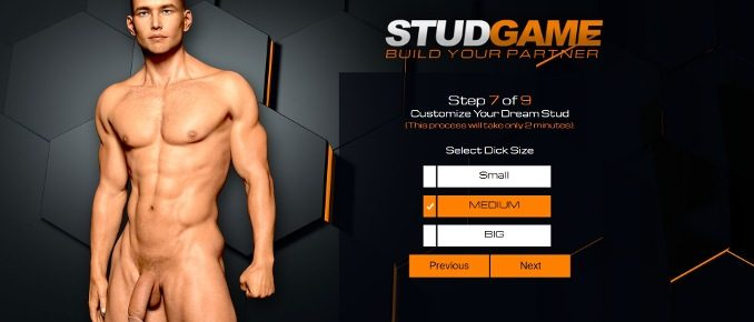 Free gay stud game simulator online