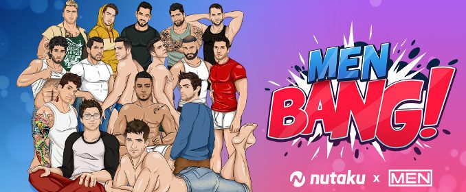 Men Bang gay porn game online for mobile Android
