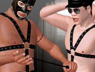 Bondage gay online games
